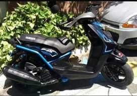Moto bwsx 2016