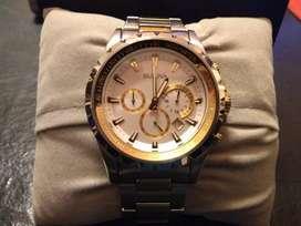 Bulova Marine Star reloj 100M Cronógrafo 98B014 hombres