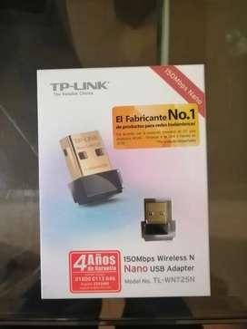Usb wifi Nano 150 Mbps TP-links wireles