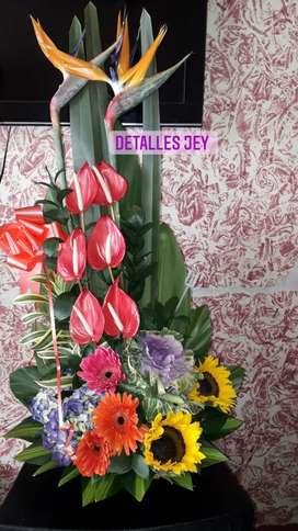 Baratos y exclusivos arreglos florales