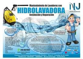 MANTENIMIENTO DE LAVADORAS Y REPARACION ESPECIALIZADO CON  HIDROLAVADORA
