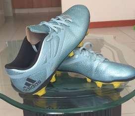Guayos Adidas Messi 15.4 Casi Nuevos