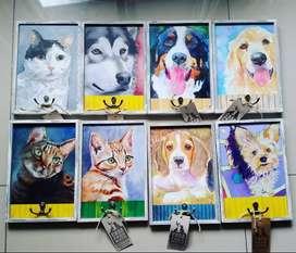 Percheros para mascotas / Perros y Gatos. Gran OFERTA! 3 x 28.000 pesos