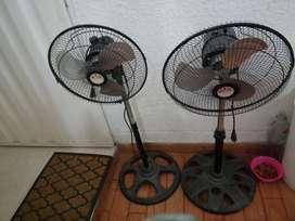 2 ventiladores phantom