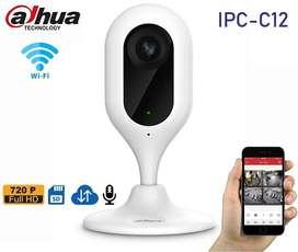 Cámaras de vigilancia Alhua,LED Infra Rojo,Micrófono,LED Indicador.