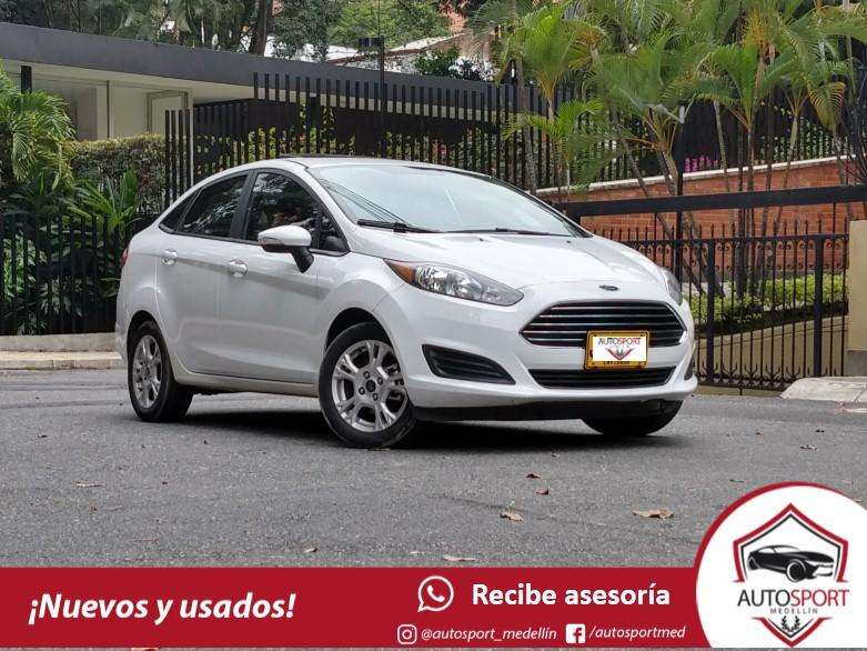 Ford Fiesta se MT - Sun roof - Financiamos - crédito rápido 0