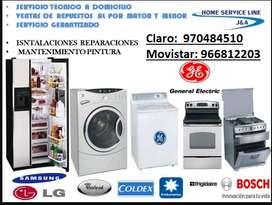 Reparacion de lavadoras y refrigeradoras a domicilio Cajamarca