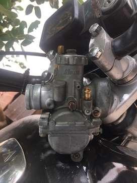 Carburador de ax 100