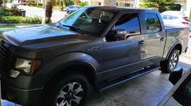 Ford F150 4x4 2012
