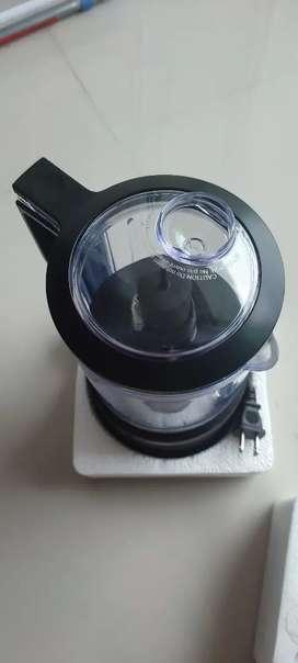 Nuevo procesador / picadora de alimentos Marca Kitchenaid  5 tazas color negro