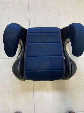 Silla para niño automovil