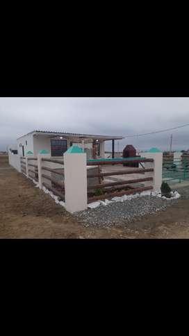 Hermosa casa a estrenar en Santa Elena
