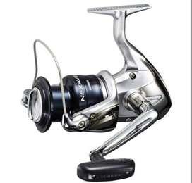 Carrete Pesca Shimano Nexave 8000 Mar Río Original