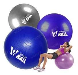 Balones de pilates con inflador segunda mano  El Poblado