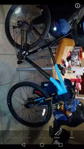 Bicicleta 29 norco talle xl factura compra