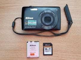 Cámara Nikon Coolpix S4300