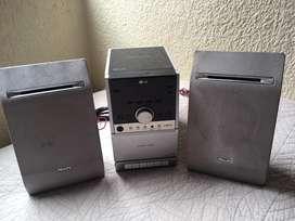 Mini Componente LG
