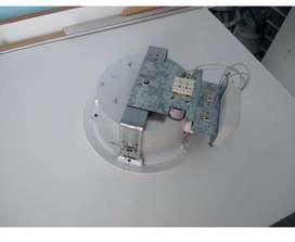 10 lamparas circulares
