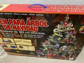 Tren para arbol de navidad o para niños.