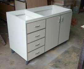 Mueble bajo Mesada de  1.20mts