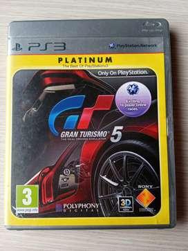 Gran Turismo 5 Edición Platino / juego para Playstation 3 (PS3)
