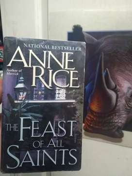 The feast of all saints by Anne Rice.