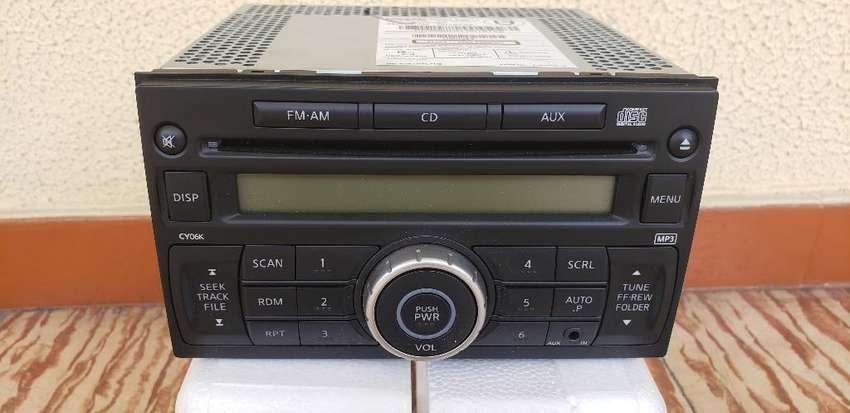 Radio Cd Mp3 Nissan 0