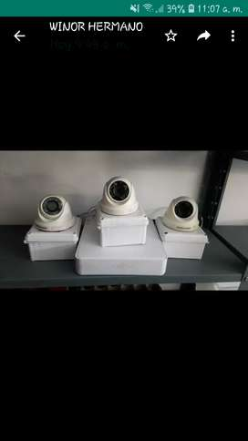 Vendo cámaras de vídeo