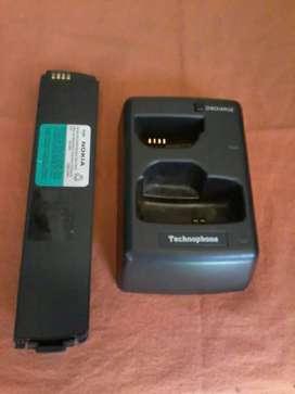 Accesorios de antiguo celular Technophone