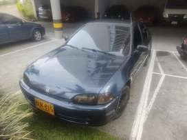 Vendo Honda Civic modelo 95
