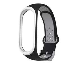 Manilla Pulsera Reloj Mi Band 3 - 4 Correa Xiaomi Band 3 + Protector Pantalla + Caja Personalizad