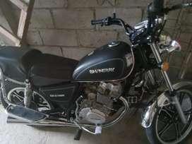 Moto sineray motor 150año2020 GN-STAR