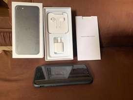 Iphone 7 Negro de 32gb