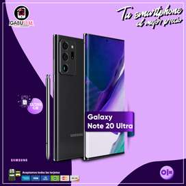 Galaxy note 20 ultra 8/256GB *con garantía*