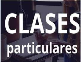Clases de Contabilidad y Tutora a nivel escolar en la Provincia de Santa Elena