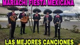 Serenata inolvidable con mariachis en Quito