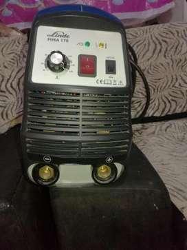 Maquina de soldar gtaw smaw argon y soldadura electrodo