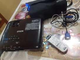 Proyector epson power lite 18+