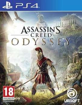 Assassins Creed Odyssey Playstation 4 Ps4, Físico