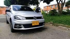 Hermoso Volkswagen gol trendline  2018 rines de lujo exploradoras vidrios eléctricos - bloqueo central - aire acondicion