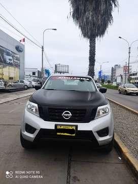 Camioneta Nissan Frontier NP300