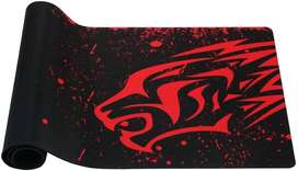 Mouse Pad Gamer XXL Red Tiger