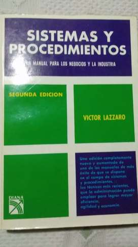 Libro Sistemas y Procedimientos