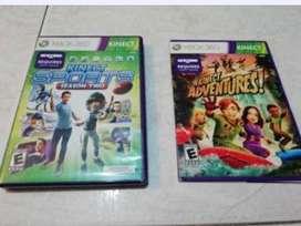 Cambio O Vendo Juegos de Xbox 360 Kinect