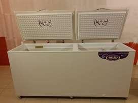 Freezer Inelro dual.