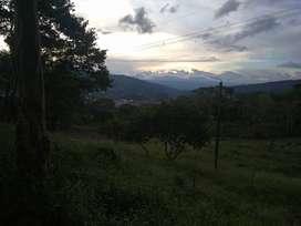 Lotes en Moniquira Boyacá con espectacular vista.