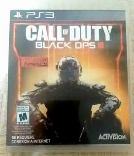 Call of Duty Black Ops 3 (juego físico original), para PS3