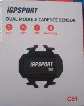 Sensor de cadencia ciclismo