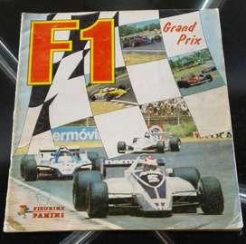 Álbum F1 Grand Prix