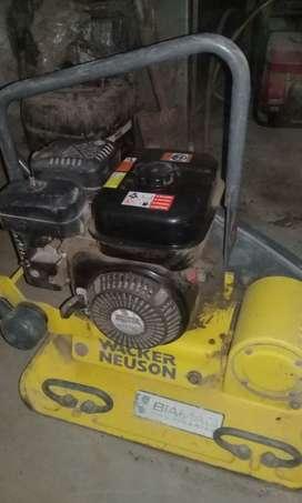 Compactadora Wacker Neuson VP2050